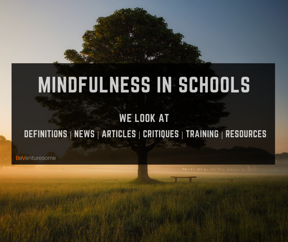 Mindfulness in Schools | Definitions, news, articles
