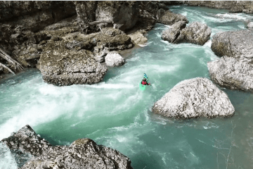 White water rafting for schools