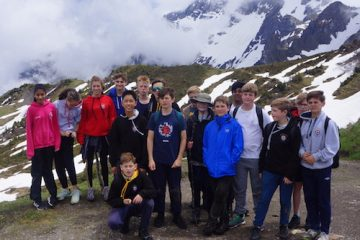 Morzine School trip