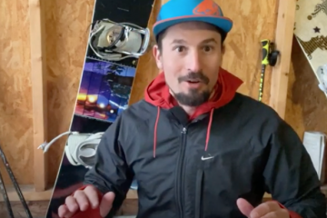 How dose ski touring kit differ?